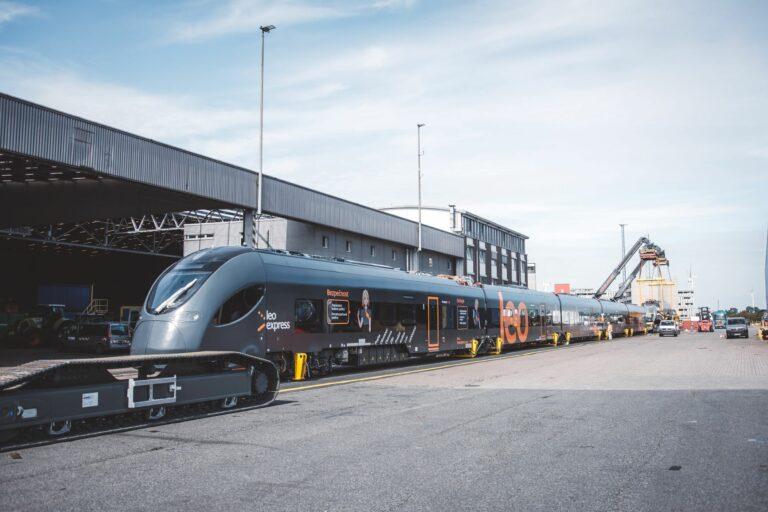 EMU for Leo Express, Czech Republic