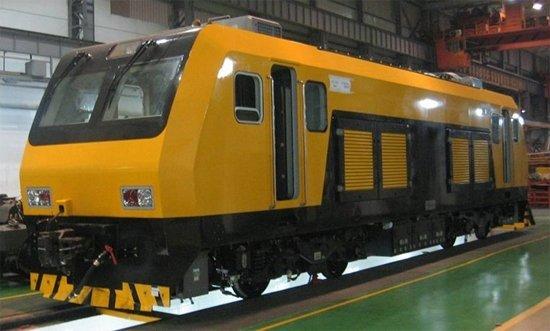 Shunting Locomotives in Hong Kong