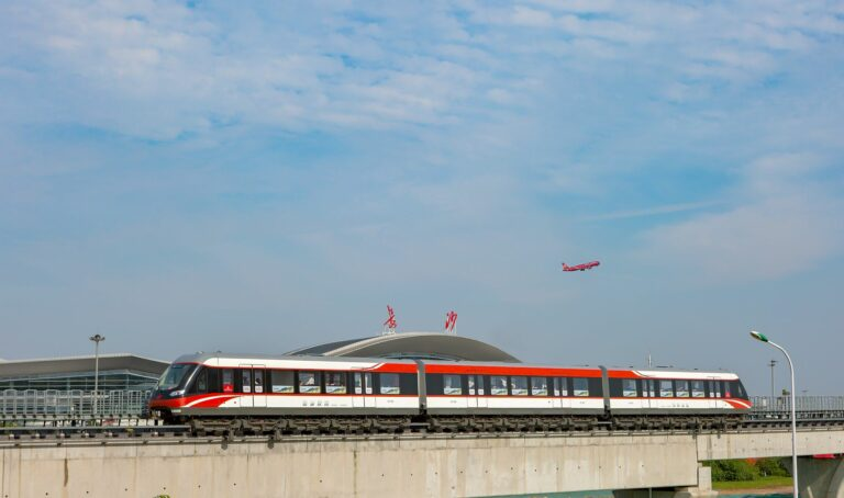Medium-Low Speed Maglev in Changsha