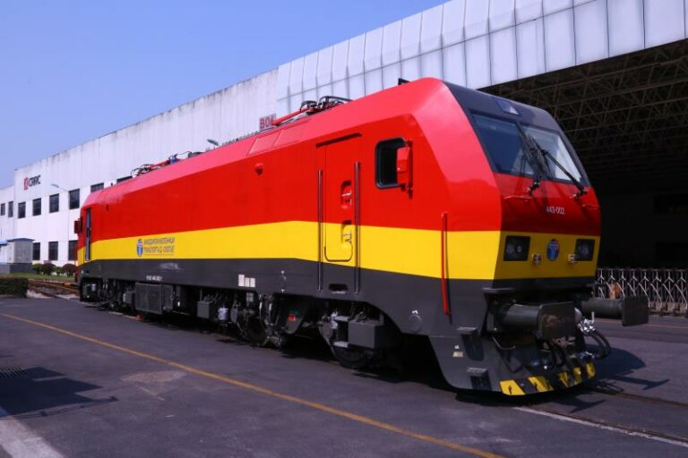Electric Locomotives in Macedonia