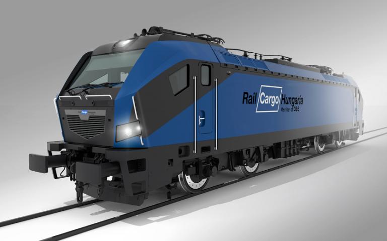 Mainline Locomotives for RCH, Hungary