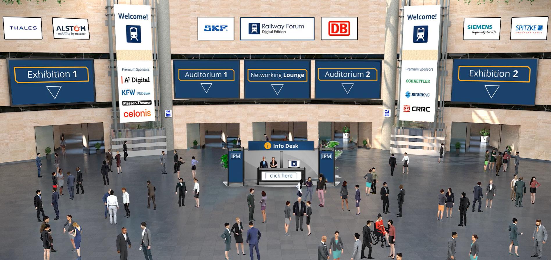 "CRRC ZELC EUROPE participates in the ""Railway Forum Digital Edition 2020"""