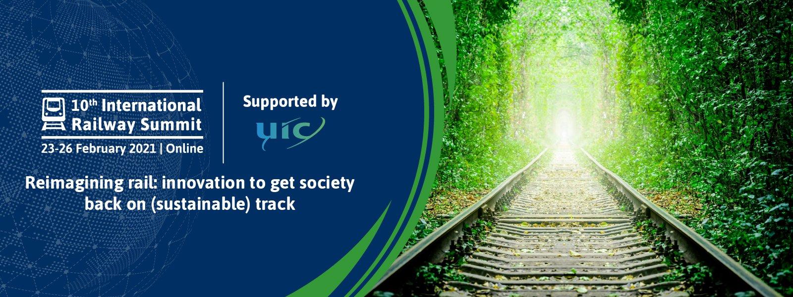 "Virtual Event: ""International Railway Summit 2021"""